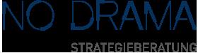 No Drama Logo